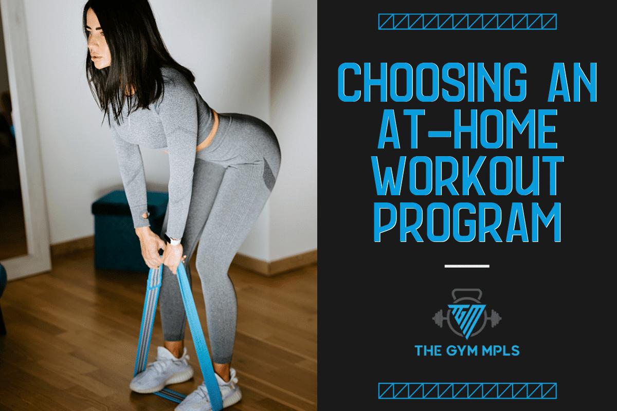 virtual home workout personal training minneapolis
