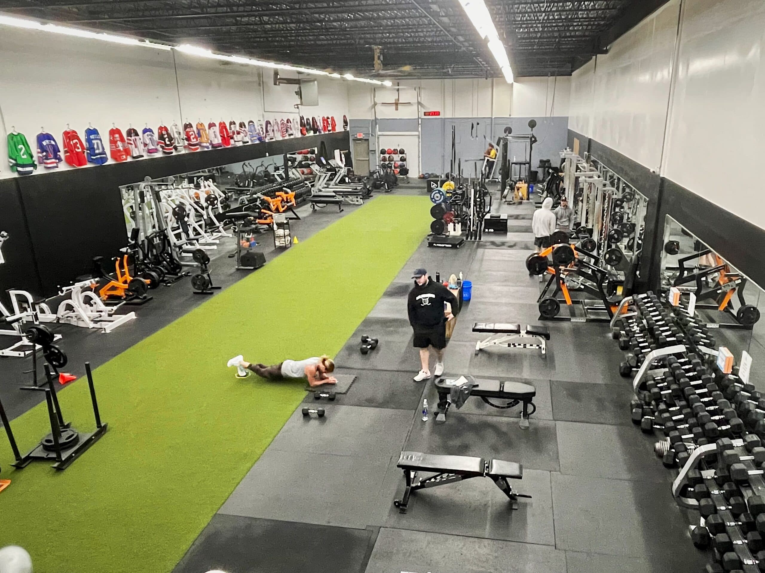 minneapolis personal training gym golden valley